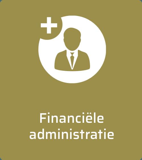 Financiële administratie hover
