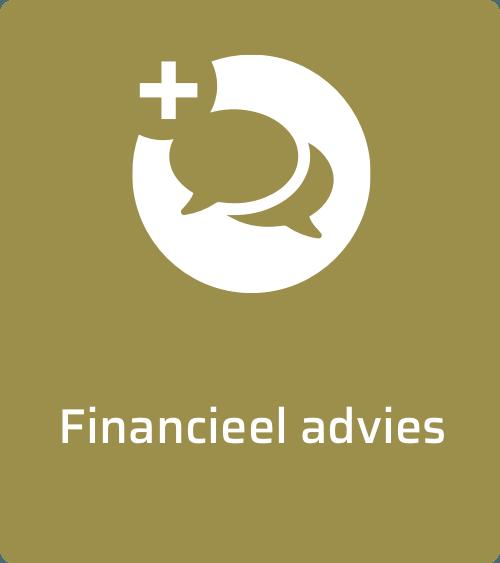 Financieel advies hover